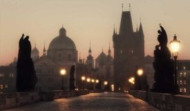 Cuomo Massimo - The Charles Bridge before dawn.