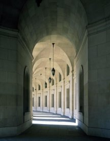 Carol Highsmith - Arched architectural detail in the Federal Triangle located in Washington, D.C.