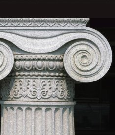 Carol Highsmith - Column detail, U.S. Treasury Building, Washington, D.C.