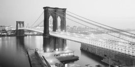 Anonymous - Brooklyn Bridge from Manhattan side, NYC