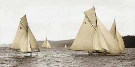 Anonymous - Sloops racing, 1926