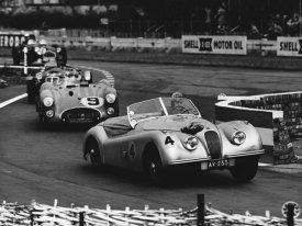 Hulton Deutsch Collection - International Sports Car Race, UK, 1952