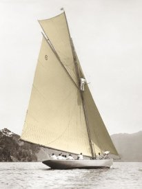 Anonymous - Vintage yacht