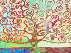 Eric Chestier - Klimt's Tree 2.0