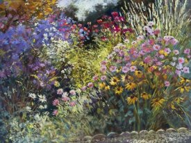 Nel Whatmore - Evening in the Garden