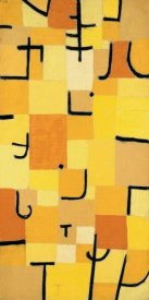 Paul Klee - Signs in Yellow