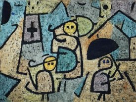 Paul Klee - Protected Children