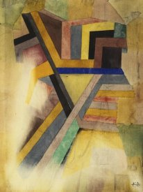 Paul Klee - Abstract Painting