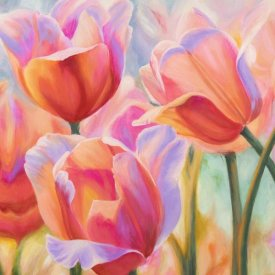 Cynthia Ann - Tulips in Wonderland II
