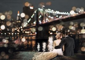 Dianne Loumer - Kissing in a NY Night