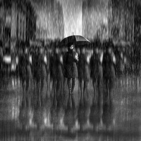 Antonyus Bunjamin (Abe) - Girls In The Rain