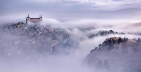 Jesus M. Garcia - Toledo City Foggy Morning