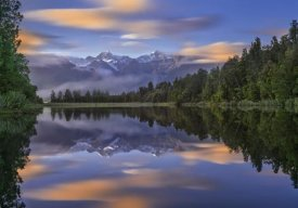 Hua Zhu - Lake Matheson