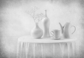 Margareth Perfoncio - A White Dream