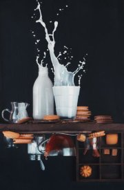 Dina Belenko - Upside And Down Again (with Milk)
