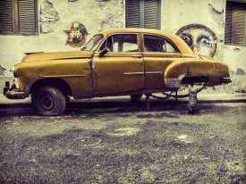 Svetlin Yosifov - Old Car/Cat