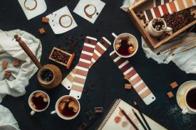 Dina Belenko - Shades Of Coffee