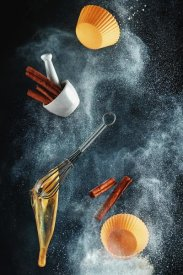 Dina Belenko - Kitchen Mess: Cinnamon Cupcake