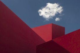 Hugo Borges - Red Shapes