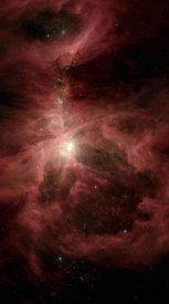 Spitzer Space Telescope - The Sword of Orion