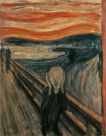 Edvard Munch - The Scream, 1893