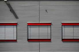 Hans-Wolfgang Hawerkamp - Red Shutters