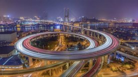 Barry Chen - The Nanpu Bridge