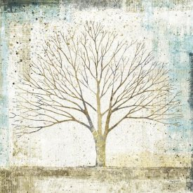 Avery Tillmon - Solitary Tree Collage