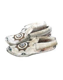 Avery Tillmon - Indian Moccasins