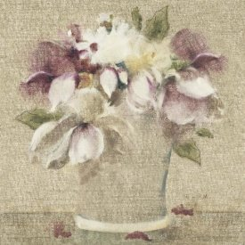 Cheri Blum - Cottage Bouquet III no Border