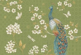 Daphne Brissonnet - Ornate Peacock II