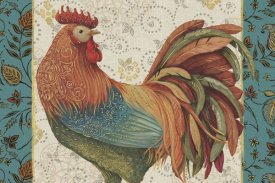 Daphne Brissonnet - Rooster_Spice_I_II_III_IVA