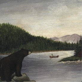 David Carter Brown - North Woods Bear II