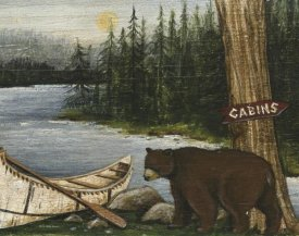 David Carter Brown - Northwoods Bear Crop