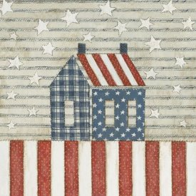 David Carter Brown - Americana Quilt V