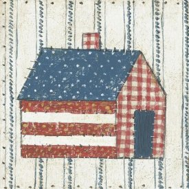David Carter Brown - Americana Quilt III