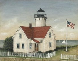 David Carter Brown - Lighthouse Keepers Home