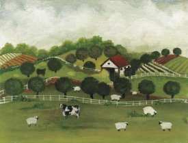 David Carter Brown - A Day at the Farm II Bright