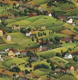 David Carter Brown - Pleasant Valley