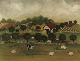 David Carter Brown - A Day at the Farm II