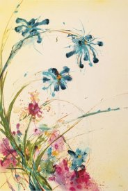 Jan Griggs - Blooming Blue