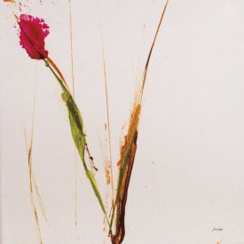 Jan Griggs - Pink Buds I