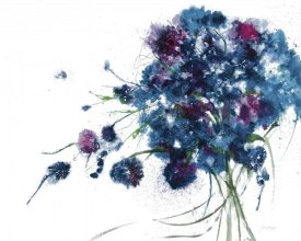 Jan Griggs - Blue Bouquet