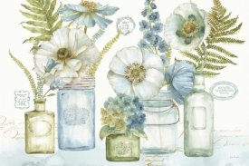 Lisa Audit - My Greenhouse Bouquet I