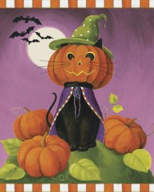 Lisa Audit - Happy Haunting Cat