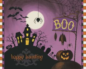 Lisa Audit - Happy Haunting Boo