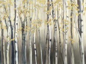 Marilyn Hageman - Golden Birch III