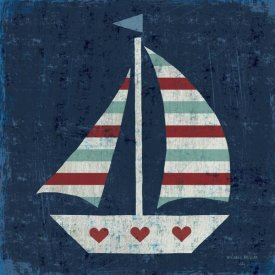 Michael Mullan - Nautical Love Sail Boat