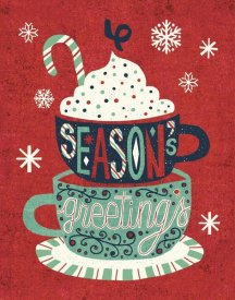 Michael Mullan - Festive Holiday Cocoa Seasons Greetings