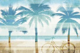 Michael Mullan - Beachscape Palms I